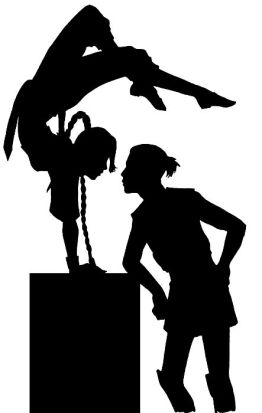 couple amazing silhouette